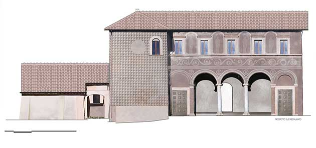 Scuola Di Restauro Roma.Premio Domus Restauro Conservazione Ioarch Costruzioni E Impianti