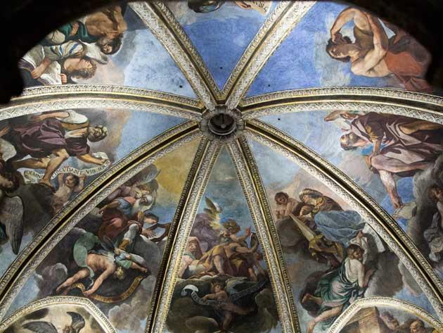 Piacenza la luce sulla cupola del guercino ioarch for Piacenza mostra guercino