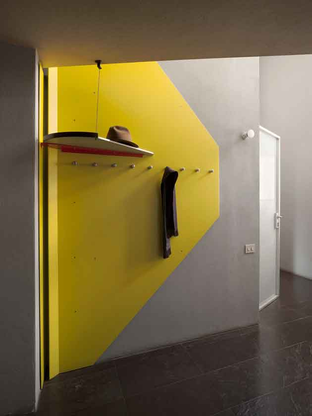 Stanze d autore ioarch costruzioni e impianti il for Lavoro architetto milano