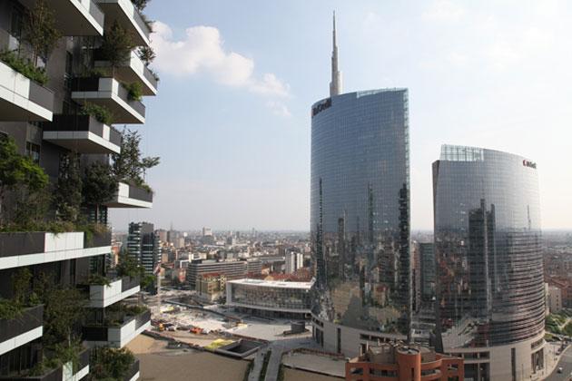 Rigenerazioni urbane ioarch costruzioni e impianti il for Bosco verticale architetto