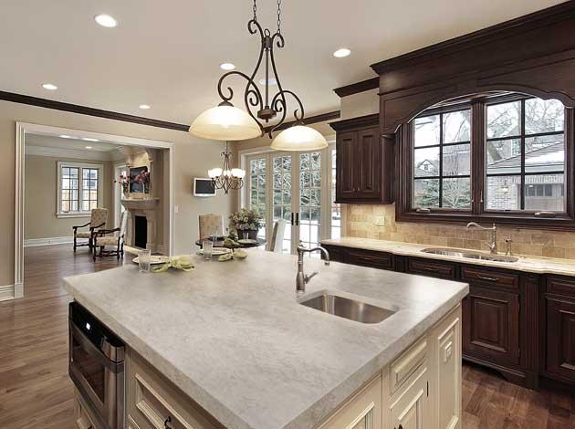 Nuove superfici dekton ioarch costruzioni e impianti il magazine degli architetti - Piano cucina in dekton ...