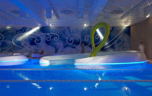 Nel paese delle meraviglie ioarch costruzioni e impianti - Dimensioni piscina olimpionica ...