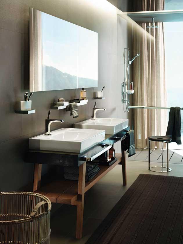 Accessori Bagno Philippe Starck.Il Bagno Dei Designer Del Nostro Tempo Ioarch Costruzioni