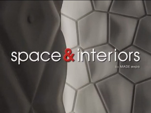 MADE ALLA DESIGN WEEK CON SPACE&INTERIORS