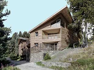 LE RESIDENZE AD ALTA QUOTA DI CHALET ODLES
