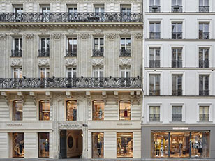 D&G PARIGI: LUXURY RETAIL STILE IMPERO