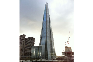Inaugurato a Londra The Shard