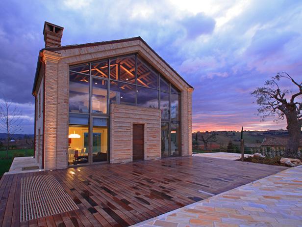 Connu La casa sul colle - IoArch Costruzioni e Impianti, il magazine  MI99