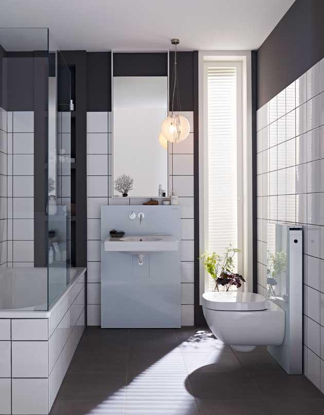 l´arredo bagno si fa in tre  ioarch costruzioni e impianti, il, Disegni interni